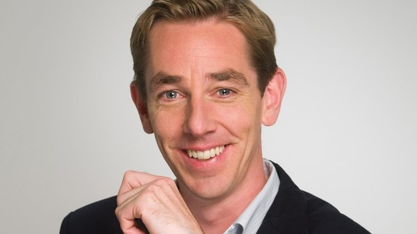 Ryan Tubridy's calf - it's a mooving story