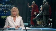 Nine News: Dalai Llama completes Irish visit