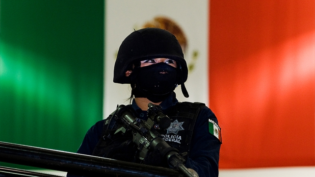 Mexican authorities rescued over 450 children they believe were abused