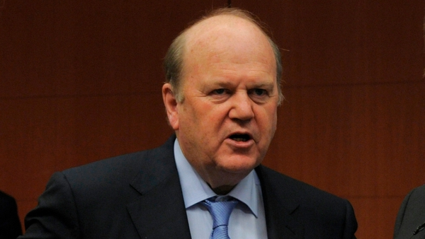 Michael Noonan - Busy schedule for US trip