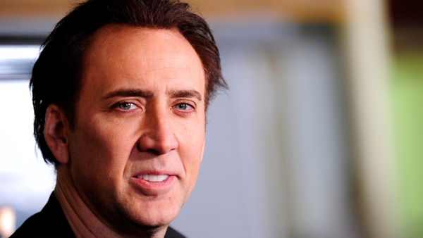 Cage to play real-life lawyer in crime thriller