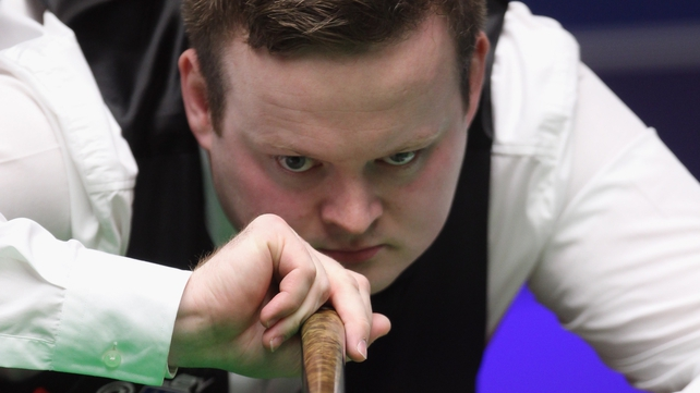Shaun Murphy - Easily into round two