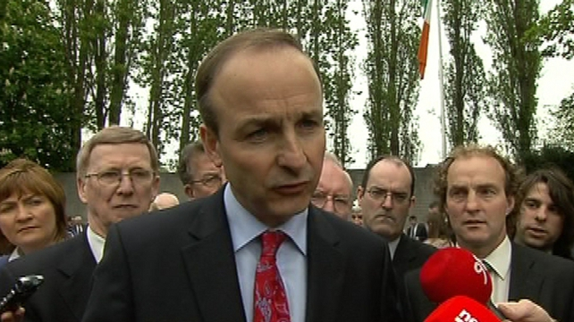 Micheál Martin - 'Systemic failures' in the past