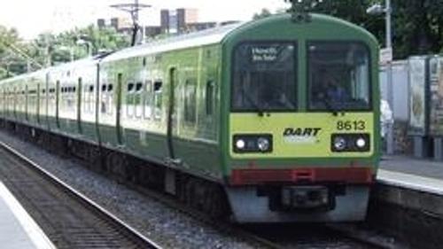 Iarnród Éireann has submitted a business case for a DART rail link to Dublin Airport