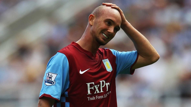 Stephen Ireland will bid to reignite his ailing career at the Britannia Stadium