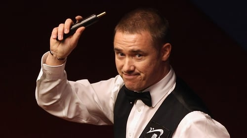 Stephen Hendry racked up four of his seven world titles before Luca Brecel was born
