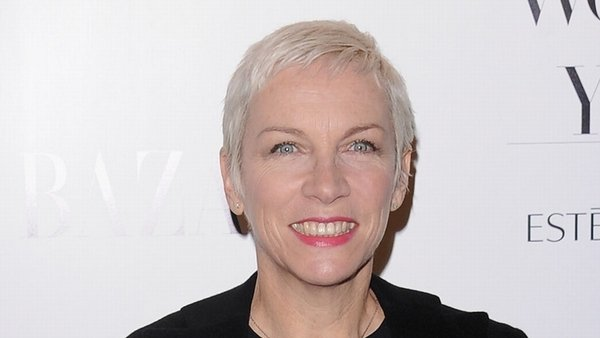 Annie Lennox is set to recieve an Inspiration Award today