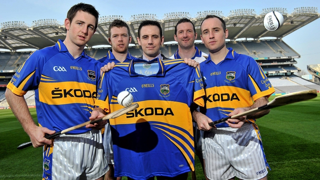 Skoda - The new sponsors of Tipperary