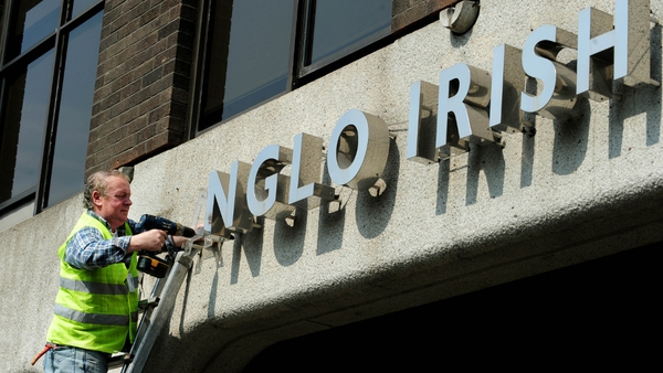 IBRC Chairman Alan Dukes has said the board of the former Anglo Irish Bank has been stood down