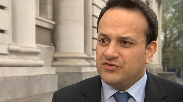 Leo Varadkar - Said the headline on the story misrepresented the comments he made