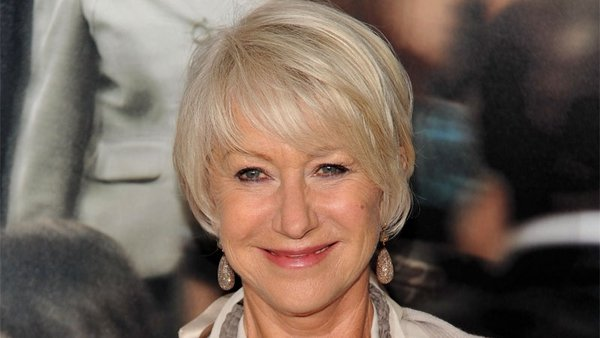 Helen Mirren was