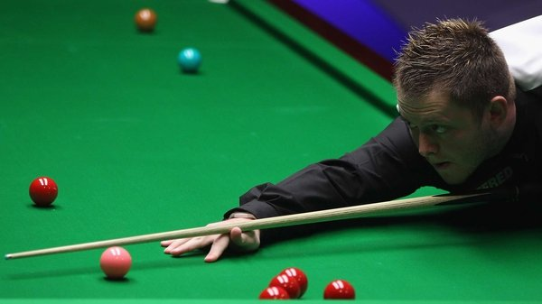 Mark Allen - May be in hot water after his comments about Barry Hearn