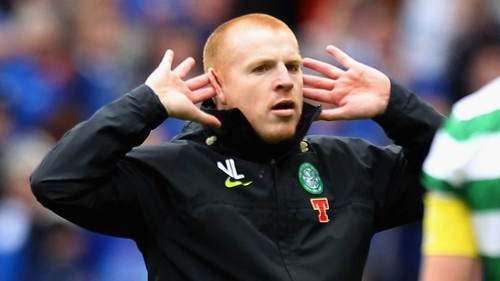 Neil Lennon has experienced a rollercoaster ride to Celtic's first title in four years