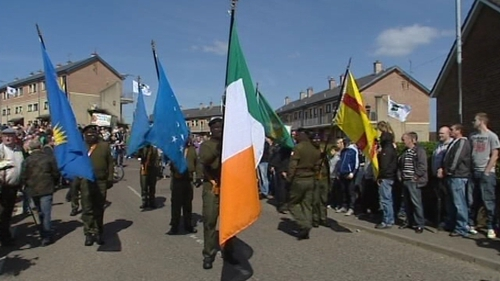 The threat from dissident republican groups remains 'severe'