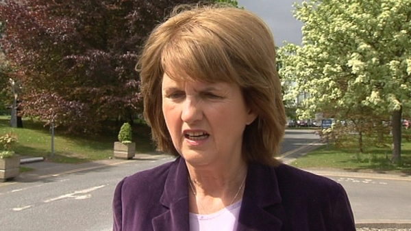 Joan Burton said such carers were usually in receipt of another benefit