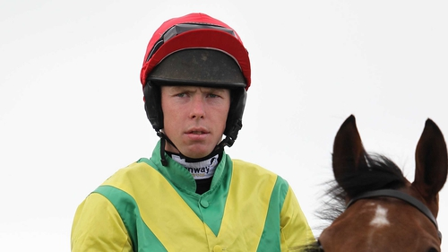 Andrew Lynch has enjoyed a profitable couple of days at the Kerry track