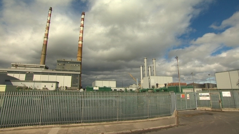 Work on incinerator to resume in November