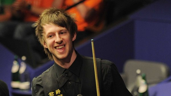 Judd Trump is looking for a darts-style knees-up between frames in the snooker hall