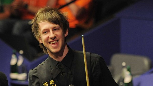 UK champion - Judd Trump survived a late scare to land the title in York