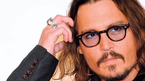 Johnny Depp, 50, has spoken about retiring from acting