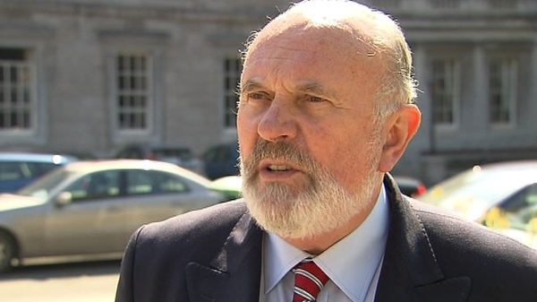 David Norris - Nominated by Fingal Co Council