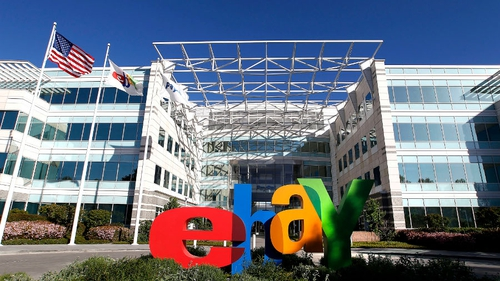 Ebay's earnings and revenues grow in first three months of the year