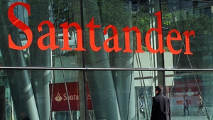 Santander said it expected its UK margins to remain