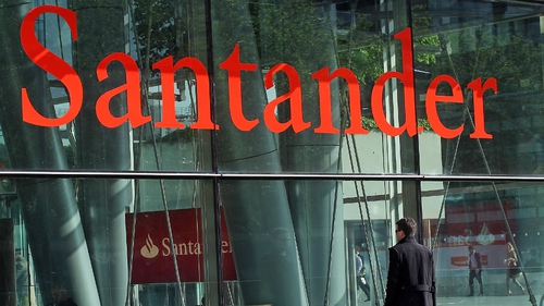 Santander posts net income of €1.72 billion in the first three months of the year, in line with expectations