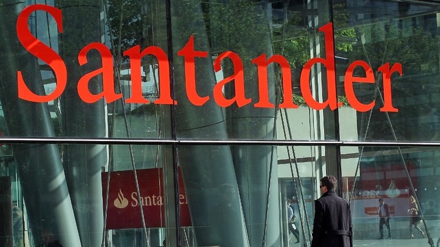 A gang remotely took control of computers at a branch of Santander bank in London