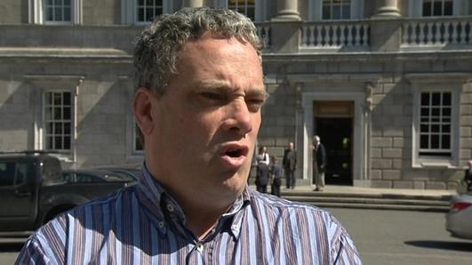 Aengus Ó Snodaigh, TD  Sinn Féin.