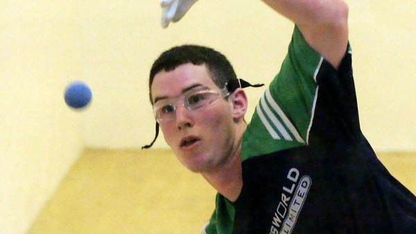 Clare's Diarmuid Nash -Has a 100% record in 2011