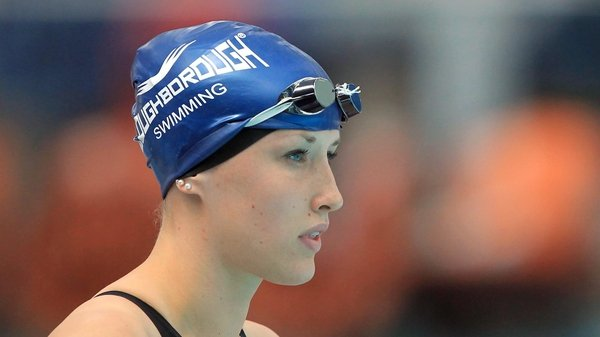 Melanie Nocher - The Ards SC swimmer, who is now based in Loughborough, finished third in Poland