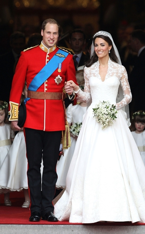 The Prince and Princess
