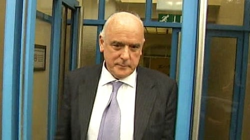 Paschal Carmody was found guilty in 2005 of breaching Irish Medicines Board legislation