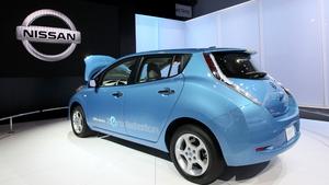 Nissan motor 20% higher last year