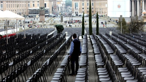 Vatican - Release of abuse files unprecedented