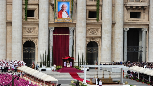 Vatican - Pope John Paul II one step closer to sainthood