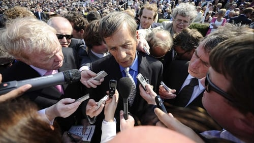 Media darling - Unlike so many in the training ranks, Henry Cecil was renowned for his candour with the racing public