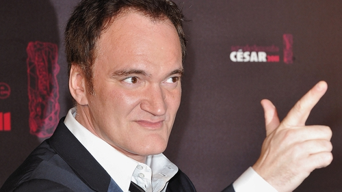 Tarantino has angry exchange with journalist