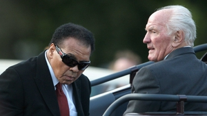 Muhammad Ali is reported to be gravely ill