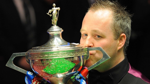 John Higgins' experience proved crucial at the Crucible