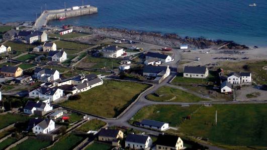 Pádraic Ó Coincheanainn, as Inis Meáin.