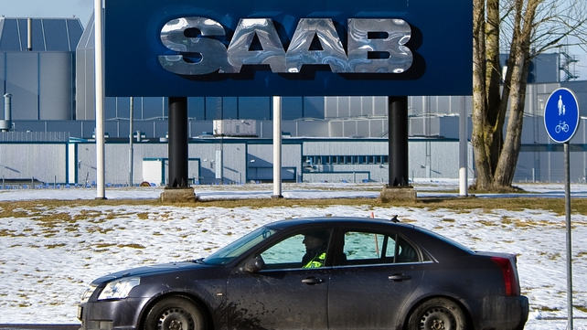 Saab - Company can't pay its workers