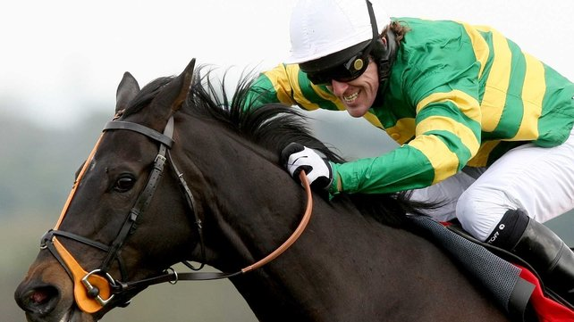 Shot From The Hip recorded the seventh victory of his career in the feature race at Killarney