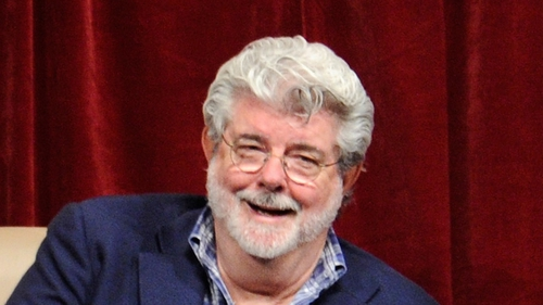 "George Lucas passes Star Wars on to ""new generation of filmmakers"""