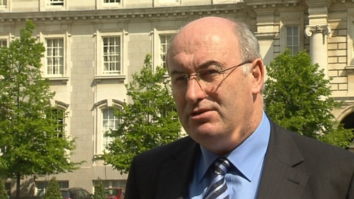 Phil Hogan said the proceeds would be dispersed to local authorities