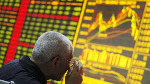 Chinese stock markets recovery from this week's steep losses
