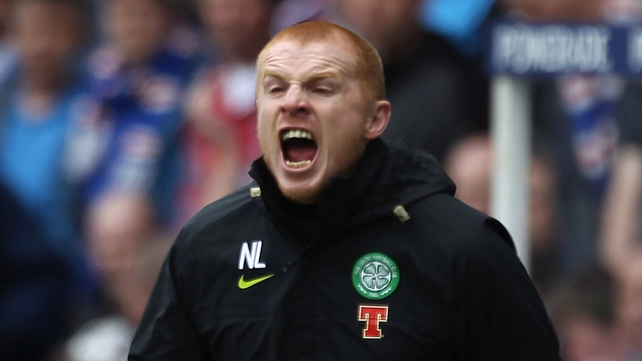 Neil Lennon won't have been happy with Celtic's collapse