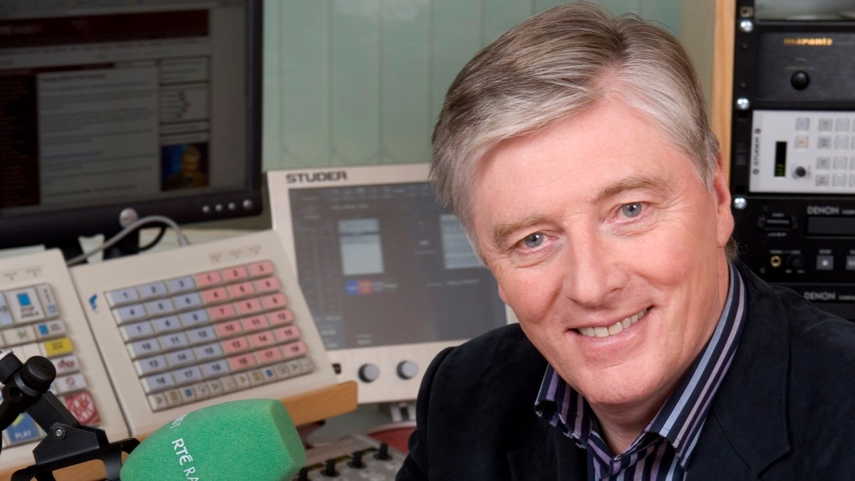 Today With Pat Kenny Monday 8 July 2013