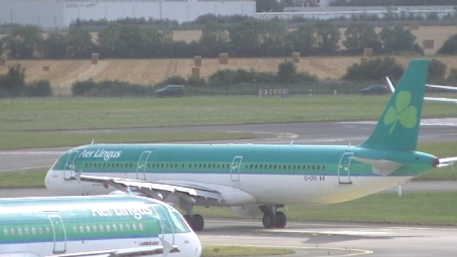 Over 200 Aer Lingus flights have been cancelled due to the strike